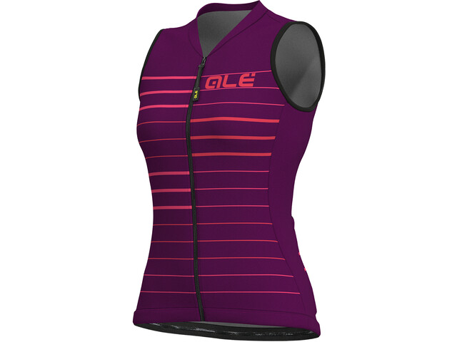 Alé Cycling Solid Ergo Bike Jersey Sleeveless Women purple at Bikester.co.uk cb17b47ec